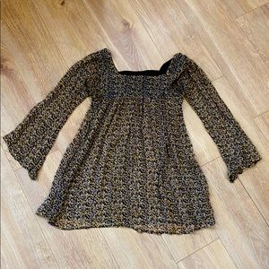 Winter kate silk blouse